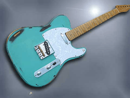 The Relic guitar